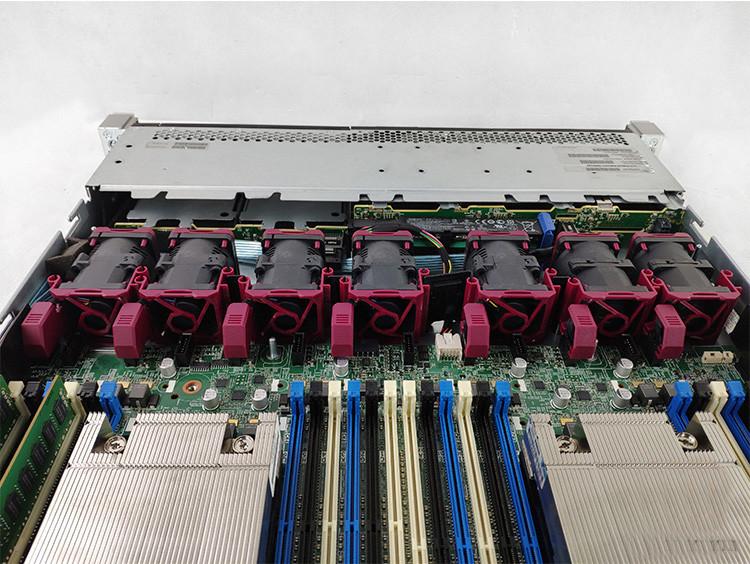 Máy chủ HP Proliant DL360 Gen9 E5-2600 V3 V4 DDR4 chính hãng