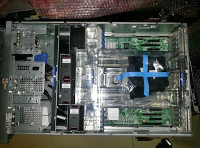 server HP Proliant ML350 G8 gen8 dual E5 2660 2670 2600