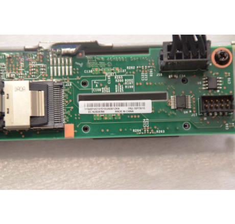 Backplane + 8 hdd IBM X3550 M3 hỗ trợ 8 hdd sas sata