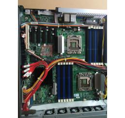 Bo mạch chủ Intel S5520HC dual cpu socket 1366