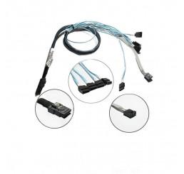 Cáp HP Mini SAS to 4 SATA 38in Cable Kit
