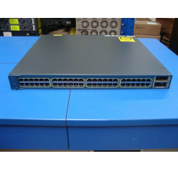 Cisco Catalyst C3560E-48TD-S switch 48 ports 1G Gigabit + 2x10G SFP+ Layer 3