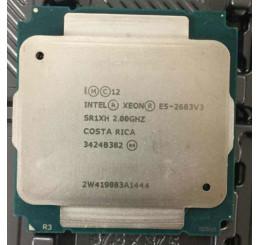 CPU intel xeon E5 2683 v3 retail 14 cores 24 threads