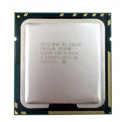CPU intel Xeon E5620 2.4 GHz 4 Cores 8 threads