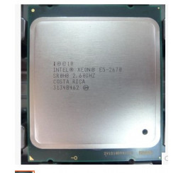 intel Xeon E5-2670 2.60ghz lga2011 8 cores 16 threads C2