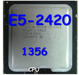 CPU intel xeon E5-2420 socket 1356