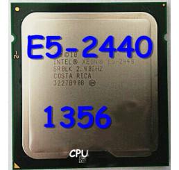 CPU intel xeon E5-2440 15M Cache 2.4 GHz 6 lõi 12 luồng socket 1356