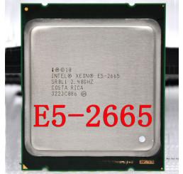 Cpu intel xeon E5-2665 phiên bản chính thức SR0L1 LGA 2011