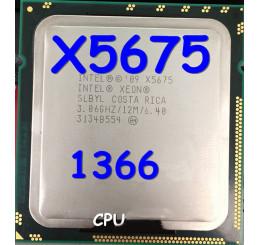 Intel Xeon Processor X5675 12M Cache 3.06 GHz 6 lõi 12 luồng socket1366