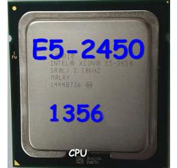 intel xeon E5-2450 20M Cache 2.1 GHz 8 lõi 16 luồng socket 1356
