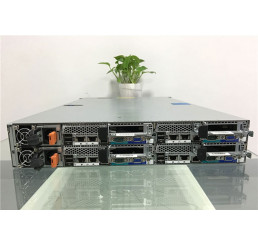 Máy chủ server DELL PowerEdge C6220 2u 4 nodes cpu intel xeon E5-26xx