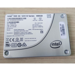 Ổ cứng SSD Intel DC S3510 480GB NAND MLC 2,5 inch SATA 6Gb/s 16nm