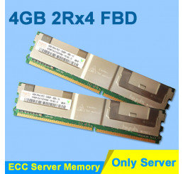 Ram Hynix 4G FBD DDR2 667 ECC PC2-5300F FB-DIMM server workstation