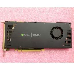 VGA Nvidia Quadro 4000 2GB GDDR5 PCI-e x16 DVI Dual Display Port