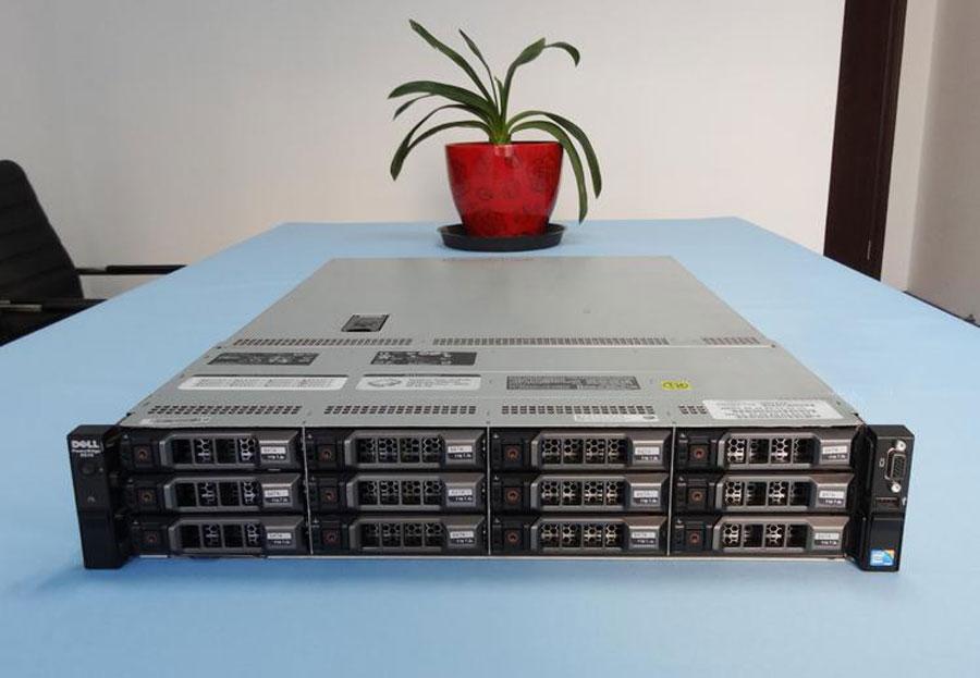 máy chủ Dell PowerEdge R510 1U hdd 3.5 inch chính hãng