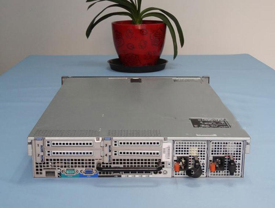 Máy chủ server Dell PowerEdge R710 1u hdd 2.5 inc
